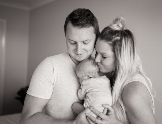 Newcastle Newborn Photographer | Angela Hardy